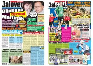 číslo 3, 15. ledna 2012, ročník X, 15 Kč
