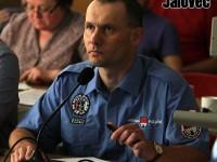Vašut ve špitále – Rožnovská policie přišla o šéfa