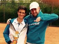 Vít Kopřiva míří z Valmezu na Roland Garros