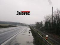 Nová silnice Meziříčí – Lešná za dva roky