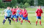 SK Hrachovec – FC Lhota u Vsetína, penalta