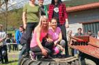 Zděchovskou traktoriádu si podmanily ženy