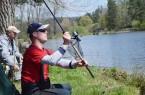 Rybářské závody na Lačnově