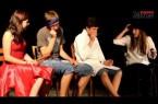 VIDEO: Škola ze vsetínského Luhu slavila v liďáku padesátiny