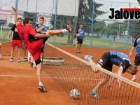 Valmez v nohejbalovém derby rozdrtil Vsetín