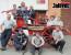 V Malé Bystřici slavili hasiči