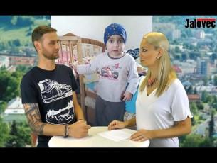 VIDEO: Stoupa Cup pomůže nemocnému Kubíkovi – Přispět můžete i vy