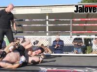 Valašský Balaton ožil atraktivními zápasy MMA