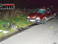 Za smrt cyklistky dostal podmínku