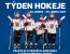 Přijďte na Týden hokeje, vyzývá VHK ROBE Vsetín
