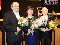 Kocián, Gilarová a Březina oceněni – Meziříčí vzdalo hold osobnostem