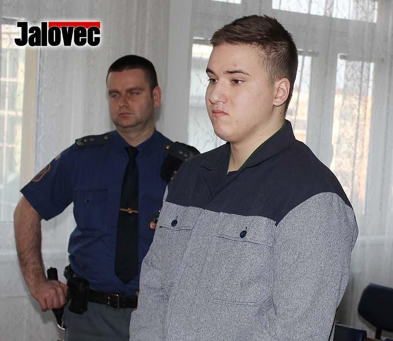 Odsouzený Matouš Nohavica