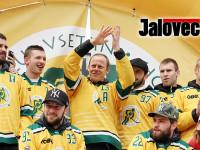 FOTOGALERIE: Vsetín slavil návrat do 1. hokejové ligy