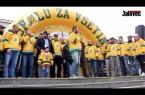 VIDEO: Vsetín slavil postup hokejistů do 1. ligy