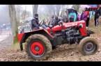 VIDEO: Na grapě ve Zděchově se proháněly traktory