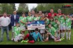 VIDEO: Vsetín hostil mládežnickou elitu, turnaj pomohl nemocným dětem