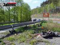 Tragédie u Valmezu – Motorkář platil životem