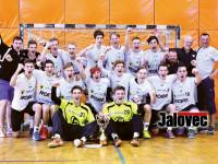 Zubří ovládlo Česko-slovenský pohár