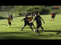 """Fotbalisté Val. Polanky """"B"""" deklasovali Liptál 7:0 a postoupili do III. třídy"""