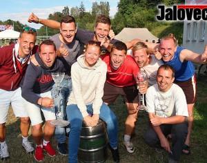 HSK Cup ovládli Funi z Podlesí