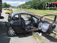 Spěchající řidič zabil Meziříčanku