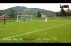 VIDEO: Penalty z utkání Halenkova vs. Francova Lhota