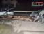 Zubřan ujížděl policistům a smetl auto v protisměru – 3 zranění