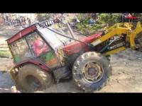 Traktoriáda ve Zděchově se těšila rekordní návštěvnosti
