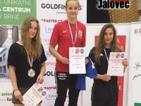 Polášková zářila na Světovém poháru i MČR