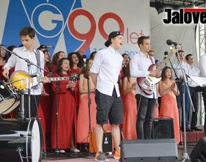 Jubileum gymnázia oslavily stovky absolventů
