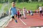 Děti ve Valašském Meziříčí zápolily v atletice