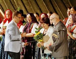 Cena města Rožnova pro manžele Dobrovolné