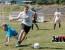 Leskovec slavil svátek fotbalem