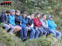 FOTOGALERIE: O výhře Horní Bečvy rozhodl Matěj Juřík – Filipa Zetochu odvezla záchranka