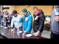 VIDEO: Kateřinský jarmark Hovězí 2018 – soutěž v pojídání jitrnic