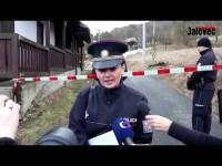 Lev ve Zděchově zabil chovatele, policie dvě šelmy zastřelila