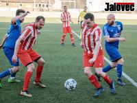 FOTOGALERIE: Fotbalisté Rožnova doma nestačili na Podlesí