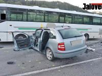 Autobus, náklaďák i osobák na odpis
