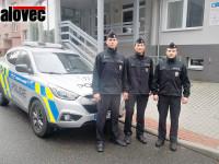Policisté hrdinové. Vytrhli dva muže ze spárů smrti