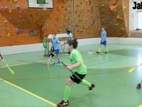 Florbalový turnaj ovládla ZŠ Sychrov