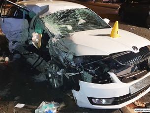Černý týden na Valašsku. Na silnicích zemřeli 3 lidé
