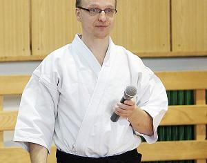 Radek Kleibl: Karate je životní cesta