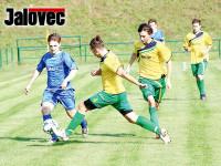 Fotbalový sloupek – Střítež nad Bečvou