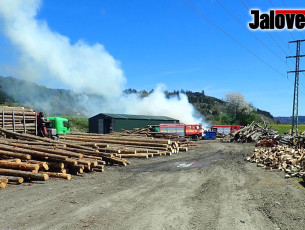 Valašsko v plamenech. Požáry napáchaly statisícové škody