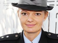 Krajská policejní mluvčí Lenka Javorková, foto archiv redakce