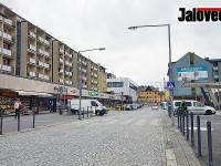 Žerotínova ulice hlásí otevřeno